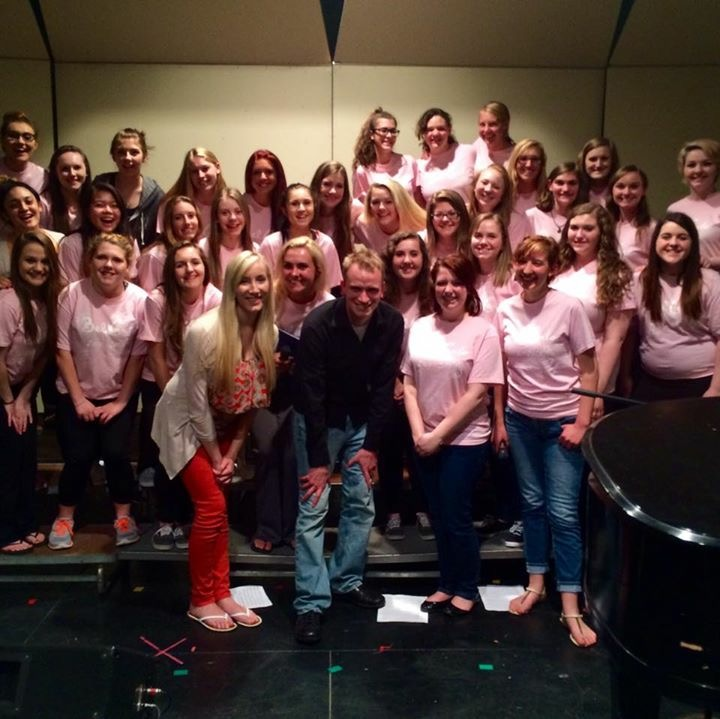 JR and Bel Canto choir