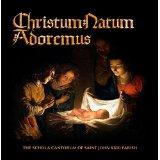 Christum Natum Adoremus - cd artwork