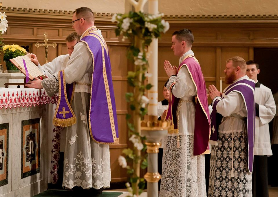 1570 Holy Week